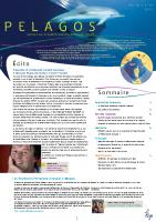 Bulletin Pelagos 2017