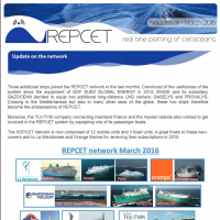 NEWSLETTER REPCET MARS 2016